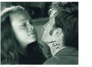Christina Cole Rare Signed 10 x 8 Photograph